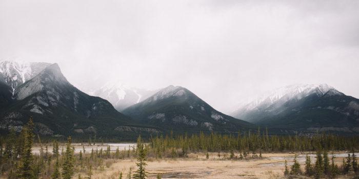 Jasper Alberta Road Trip