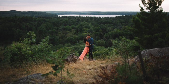 James Cooper Lookout Trail Engagement