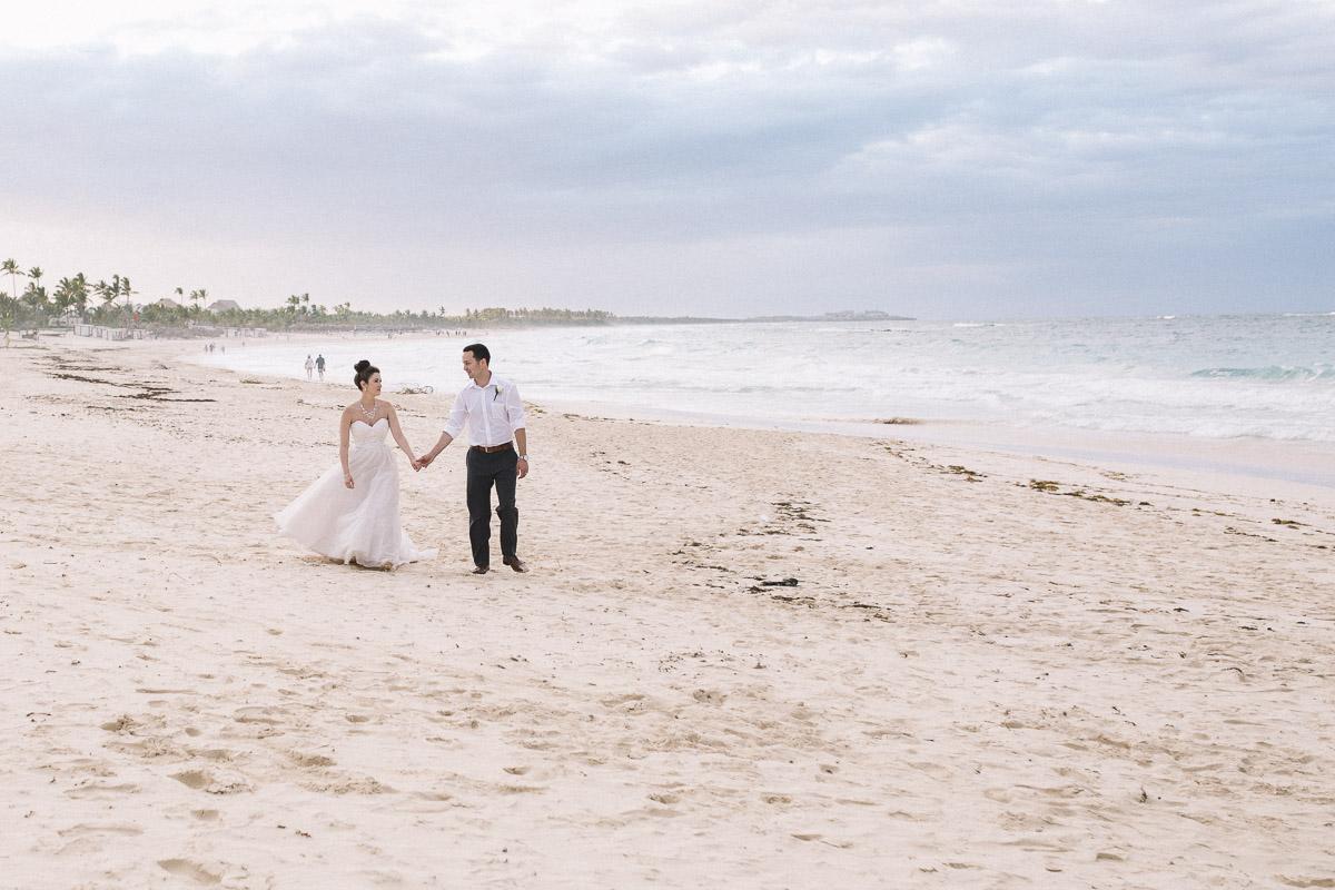 Intimate Beach Wedding 35