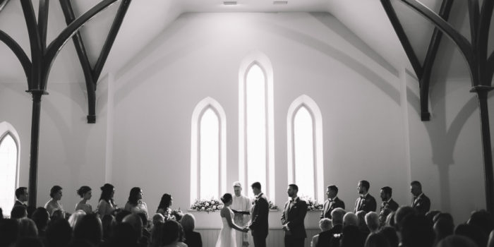 Enoch Turner Schoolhouse Wedding in Toronto
