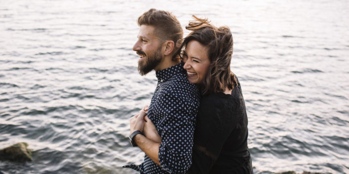 The Beaches - Toronto Engagement