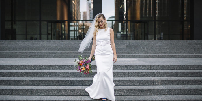 Toronto Wedding at Drake One Fifty