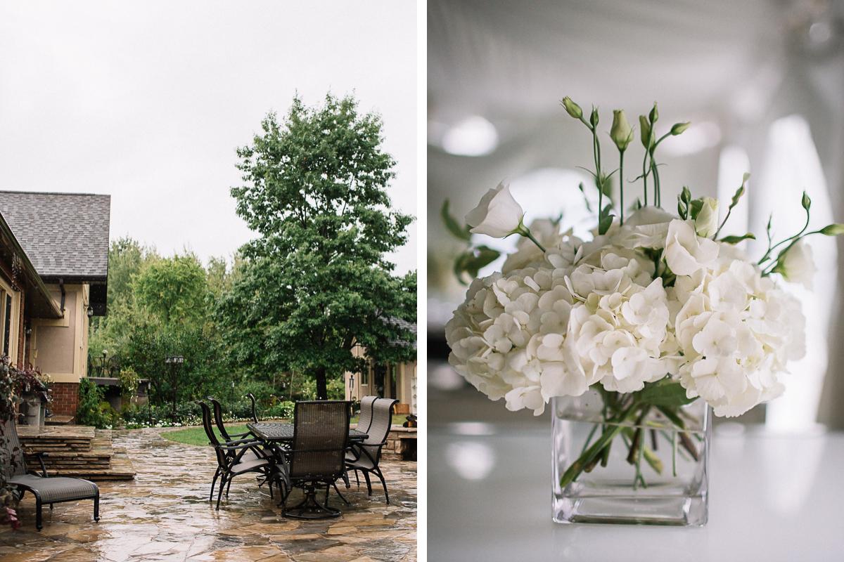 beautiful backyard wedding muskoka haliburton photographer 190