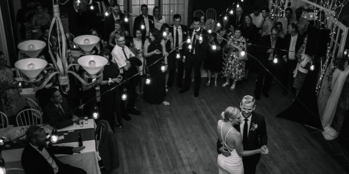 Simple Wedding at The Briars in Sutton
