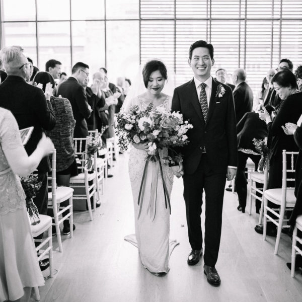 Toronto Wedding at the Gardiner Museum