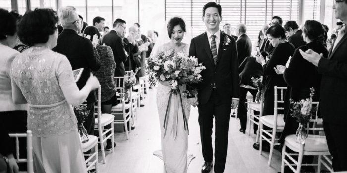 Toronto Wedding at the Gardiner Museum