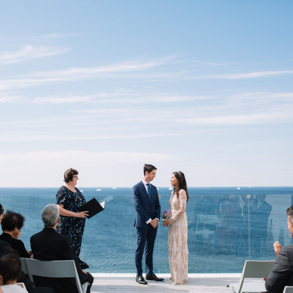 Intimate Wedding at Fogo Island Inn - Newfoundland
